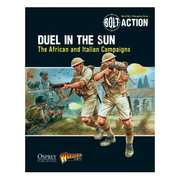Bolt Action - A Duel In The Sun Book