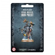 W40K : Adeptus Astartes Space Wolves - Iron Priest