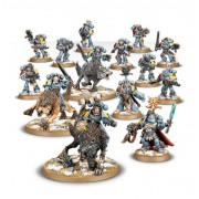 W40K : Start Collecting - Space Wolves