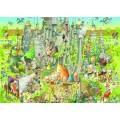 Puzzle - Jurassic Habitat de Marino Degano - 1000 Pièces 1