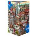 Puzzle - Sherlock & Co. de Göbel/Knorr - 2000 Pièces 0