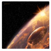 Terrain Mat Mousepad - X-Wing : Bespin - 90x90