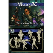 Malifaux 2nd Edition - Troubleshooters: Ironside Crew