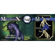 Malifaux 2nd Edition - Arcanists: Blessed of December