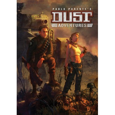 Dust Adventures Core Rulebook