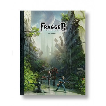 Fragged Empire - Core Rulebook