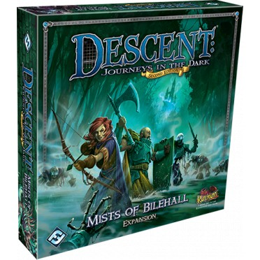 Descent : Mist of Bilehall Expansion