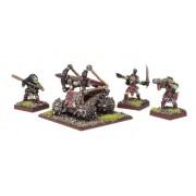 Kings of War - Lance Bâtons Pointus