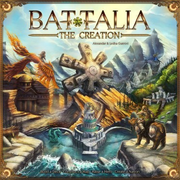 Battalia - The Creation (Anglais)