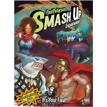 Smash Up (Anglais) - It's Your Fault