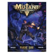 Mutant Chronicles - Players Guide pas cher