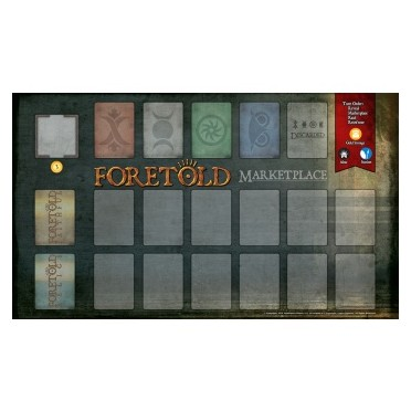 Playmat - Foretold