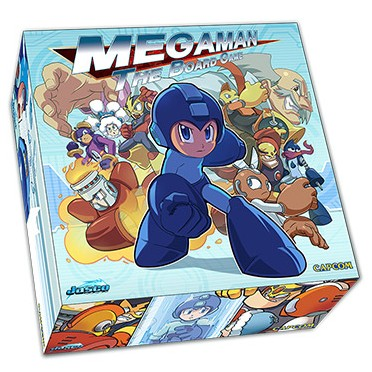 Megaman - The Board Game