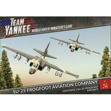 Team Yankee - Su-25 Frogfoot Aviation Company