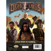 Deadlands : Reloaded - Ecran Epique du Marshal