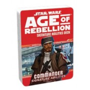 Star Wars - Age of Rebellion : Commander Signature Abilities Specialization Deck