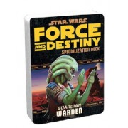 Star Wars: Force and Destiny - Guardian Warden Specialization Deck