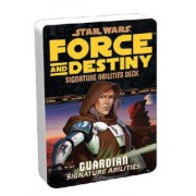 Star Wars: Force and Destiny - Guardian Signature Abilities Specialization Deck