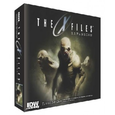 The X Files - Expansion 1 : Trust No One