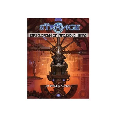 The Strange RPG - Encyclopedia of Impossible Things