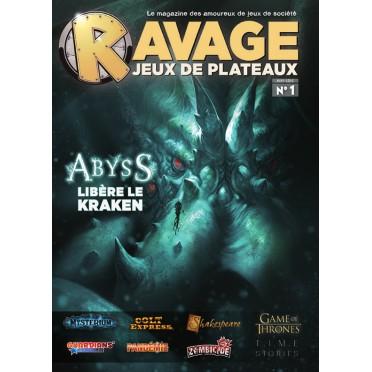Ravage Hors Série N°1 - Jeux de Plateaux