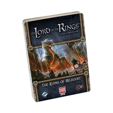 Lord of the Rings LCG - Ruins of Belegost