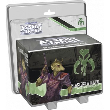 Star Wars : Assaut sur l'Empire - Blasters à louer