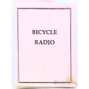 Radio - Bicycle 54 Cartes Truqués