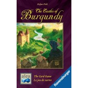 The Castles of Burgundy - Jeu de Cartes