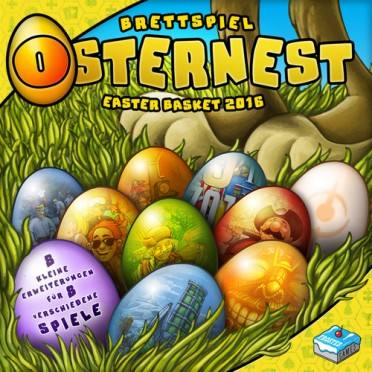 Osternest - Easter Basket 2016