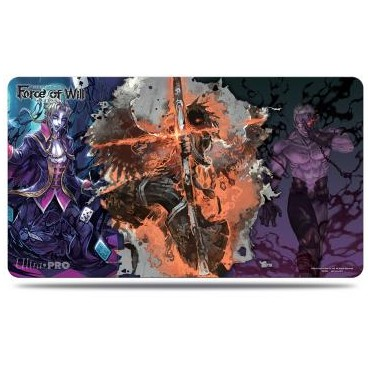 Playmat - Force of Will : A2 Shadow Seven Kings