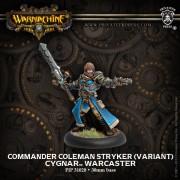 Commander Coleman Stryker (variante)