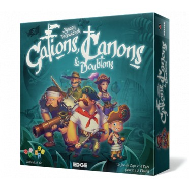 Galions, Canons & Doublons