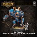 Warjack Lourd personnage - Ol' Rowdy 0