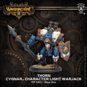 Warjack Léger personnage - Thorn pas cher