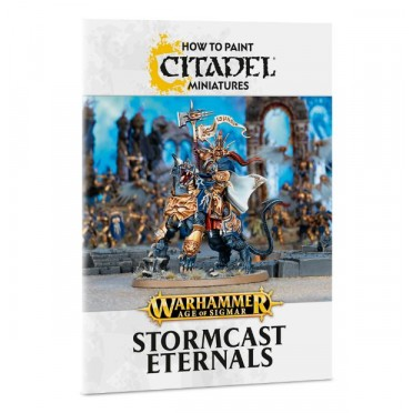 How To Paint Citadel Miniatures - Stormcast Eternals VF