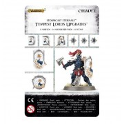 Age of Sigmar : Order - Stormcast Eternals Tempest Lords Upgrades