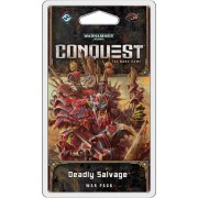 Warhammer 40,000 Conquest The Card Game : Deadly Salvage
