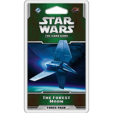 Star Wars : The Card Game - The Forest Moon