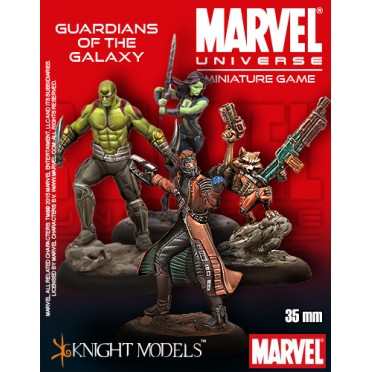 Marvel Universe - Guardians of the Galaxy Starter Set