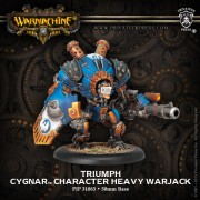 Kit d'upgrade de Warjack Lourd - Triumph