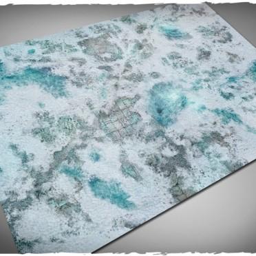 Terrain Mat PVC - Frostgrave - 120x180