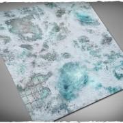 Terrain Mat PVC - Frostgrave - 90x90