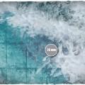 Terrain Mat Cloth - Frostgrave - 90x90 3