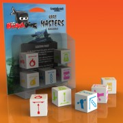 Ninja Dice - Kage Masters Expansion
