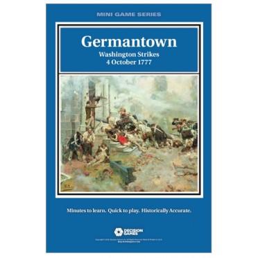 Mini Games Series - Germantown : Washinton Strikes
