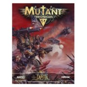 Mutant Chronicles - Capitol Source Book