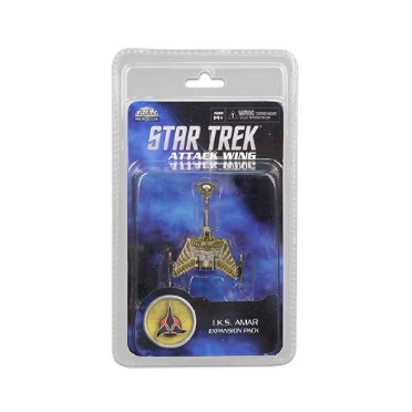 Star Trek : Attack Wing - IKS Amar (Wave 23)