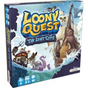 Loony Quest - The Lost City (anglais)