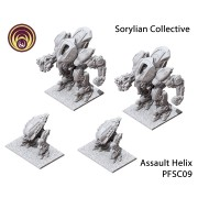 Planetfall - Sorylian Collective Assault Helix